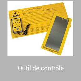Outils de contrôle