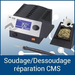 Soudage-Dessoudage, réparation CMS