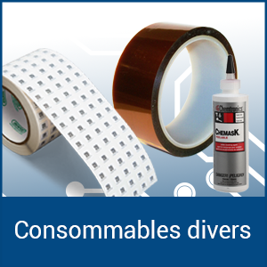 Consommables divers