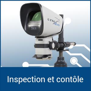 Inspection et contrôle