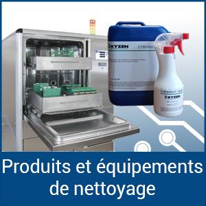 Produits et équipements de nettoyage