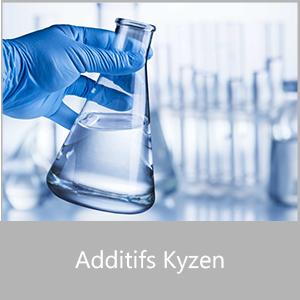Additifs Kyzen pour process aqueux