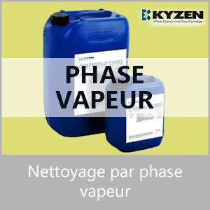 Nettoyage par phase vapeur