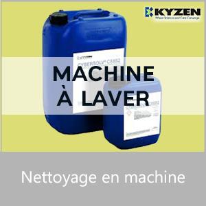 Nettoyage en machine