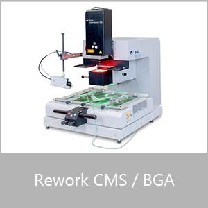 Rework CMS/BGA