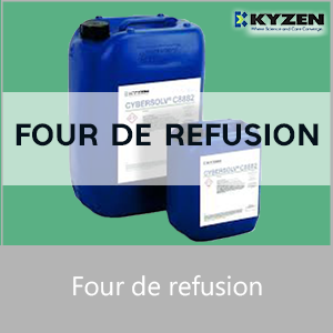 Four de refusion