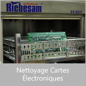 Nettoyage Cartes Électroniques