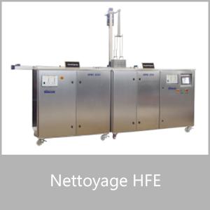Nettoyage HFE