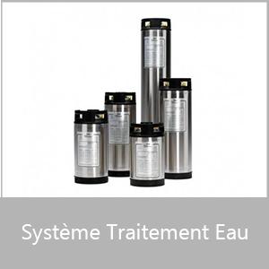 Système traitement eau
