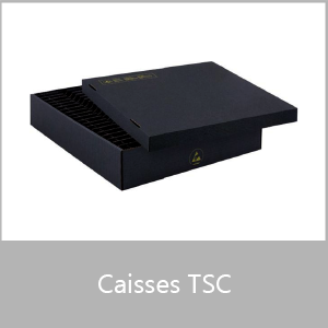 Caisses TSC