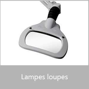 Lampes loupes