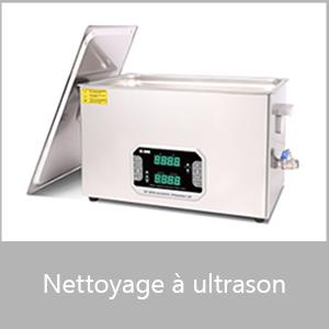 Nettoyage à ultrason
