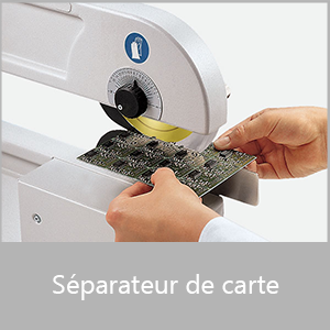 Séparateur de carte