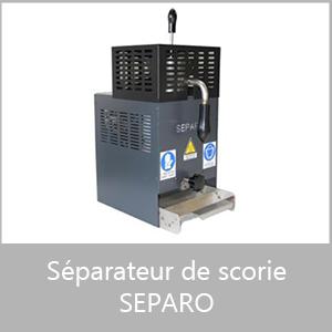 Séparateur de scorie - SEPARO